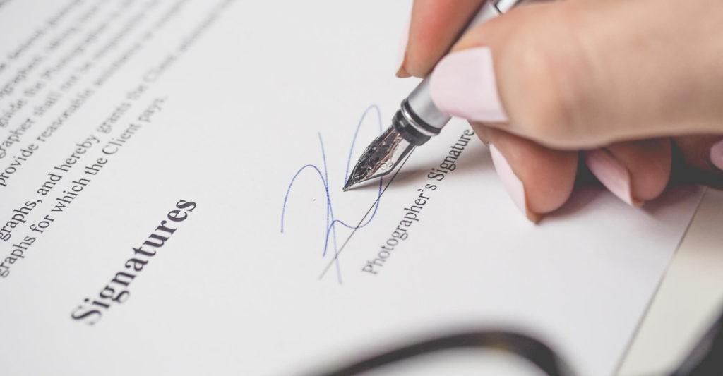 umowa o dzieło między osobami fizycznymi